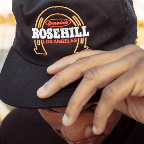 Rosehill hat design
