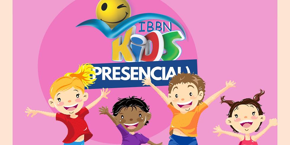 Ibbn Kids - 7 a 12 anos