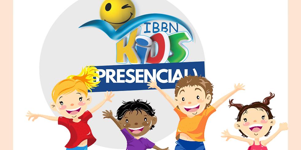 Ibbn Kids MANHÃ - 5 a 12 anos