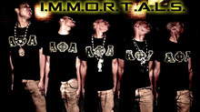 Fall 2012 - The I.M.M.O.R.T.A.L.S.