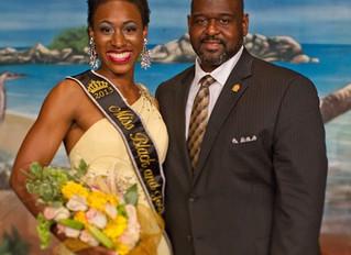 National Miss Black & Gold