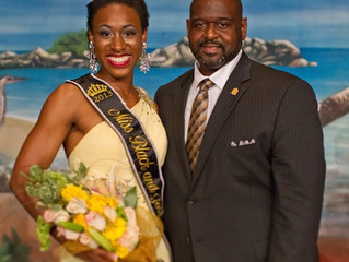 National Miss Black & Gold