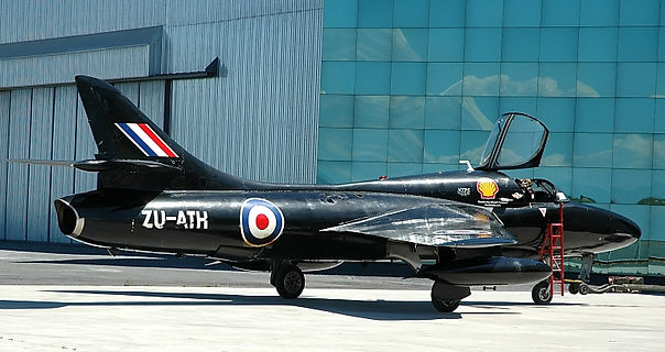 Hawker Hunter T8C for sale