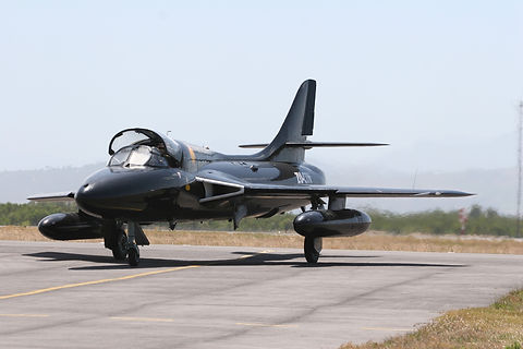 Hawker Hunter T8A for sale