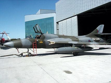 Hawker Hunter T7 for sale