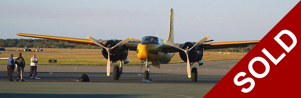 Douglas A-26C Invader for sale