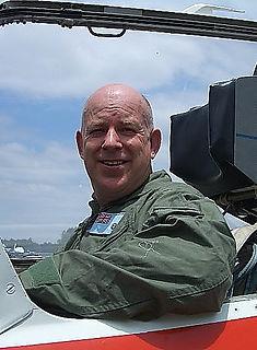 Captain Steve Crocker