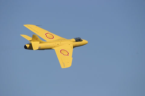 Hawker Hunter F6 for sale