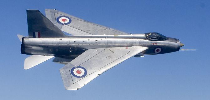 Thunder City English Electric Lightning F. Mk6 for sale