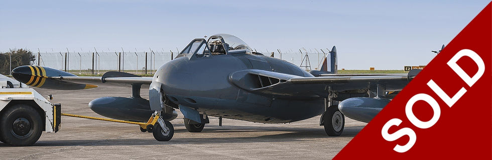 de Havilland Venom for sale