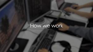 cgstandard how we work