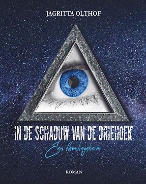 COVER roman In de schaduw van de driehoek
