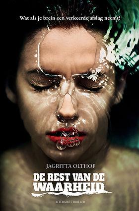 COVER thriller De rest van de waarheid
