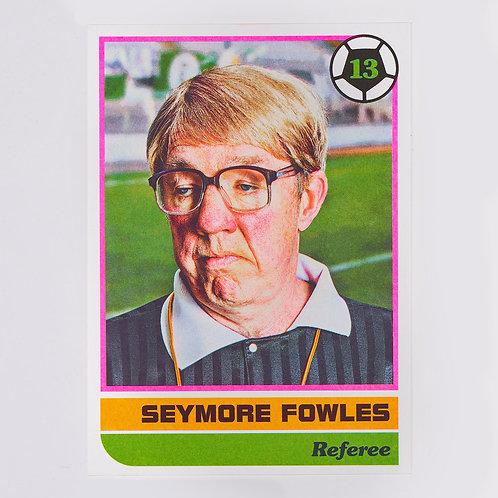 Seymore Fowles