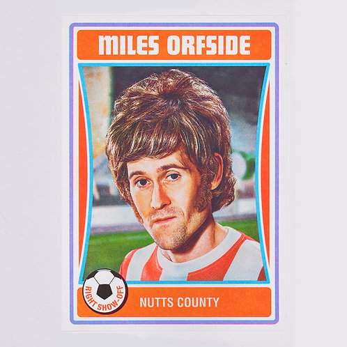 Miles Orfside