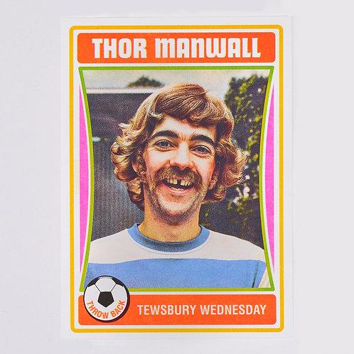 Thor Manwall