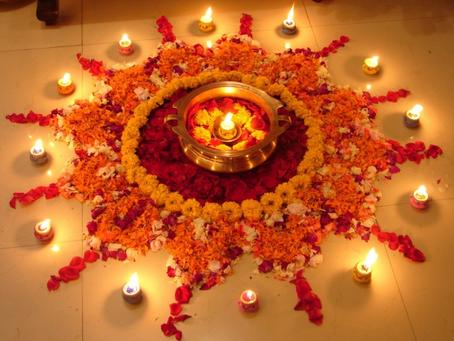 Diwali - Fête de Lumieres