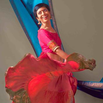 danse Bollywood pour s'amuser