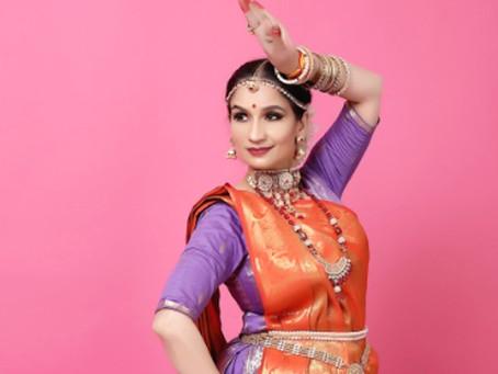 Kathak, les danses qui narre les histoires de Krishna