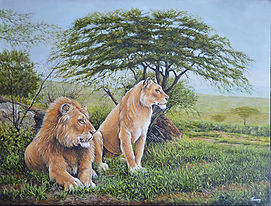 Masters of the Serengeti  30x40-1.jpg