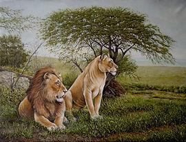 Masters of the Serengeti  30x40-1.jpg