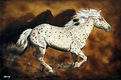 Appaloosa War Pony   24 x36 oil.jpg