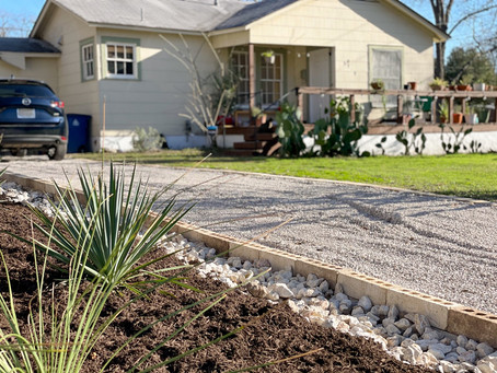 How to Build a DIY Gravel Driveway