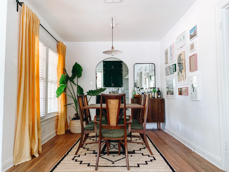A Dining Room Face Lift
