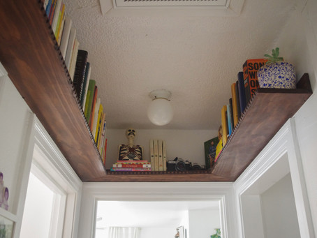 How to Build Simple Floating Shelves