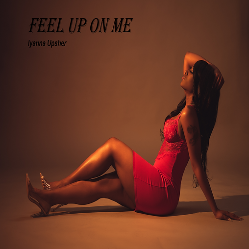 Iyanna Feel up on me cover title.png