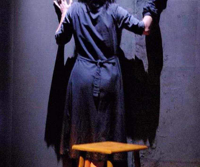 Camille Claudel, être matière d'Elie Briceno