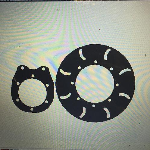 """Basic 5ton Brake Kit 3/8"""""""