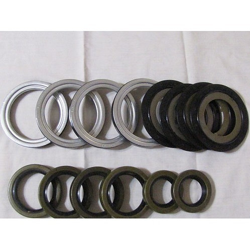 2.5 Ton front and rear seal kit