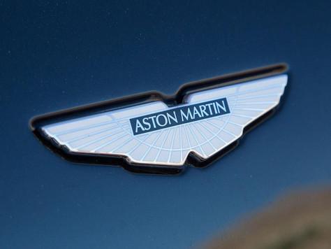 Aston Martin Logo Evolution