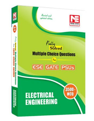 3500 MCQ : IES/GATE/PSUs: Electrical Engineering - Made Easy
