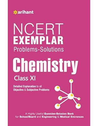 NCERT Examplar Chemistry Class 11th - Arihant
