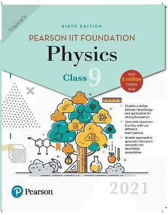 Pearson IIT Foundation Physics Class 92021 Edition