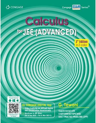 Calculus for JEE (Advanced) - Cengage