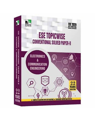 ESE 2020 Mains Examination Electronics & Comm. Engg Conv  Paper II -