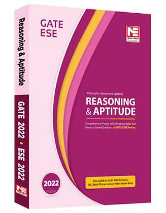 Reasoning and Aptitude for GATE and ESE- 2022 - Made Easy