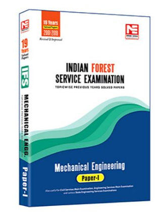 IFS Mains -2020: Mechanical Prev Yr Solved Paper-1 - Made Easy
