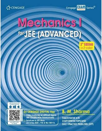 Mechanics I for JEE (Advanced) - Cengage