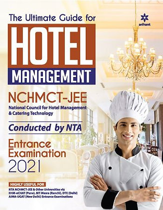Guide for Hotel Management 2021 - Arihant