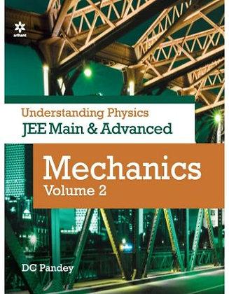 Understanding Physics for JEE Main and Advanced Mechanics Part 1 - Ariha