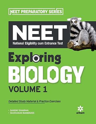 Exploring Biology for NEET - Vol. 1 2021 - Arihant