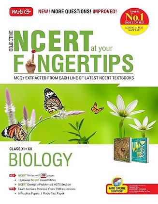 Objective NCERT at your Fingertips Biology - MTG