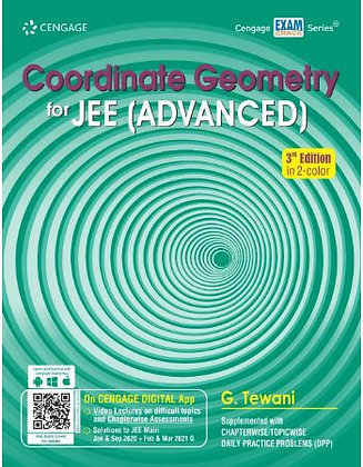 Coordinate Geometry for JEE (Advanced) - Cengage