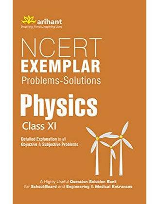 NCERT Examplar Phyics Class 11th - Arihant