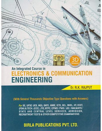 An Integrated Course In Electronics & Communication Engineering - RK Rajput
