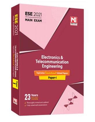 ESE 2021: Mains Examination Electronics & Comm. Conv. Paper I - Made Easy